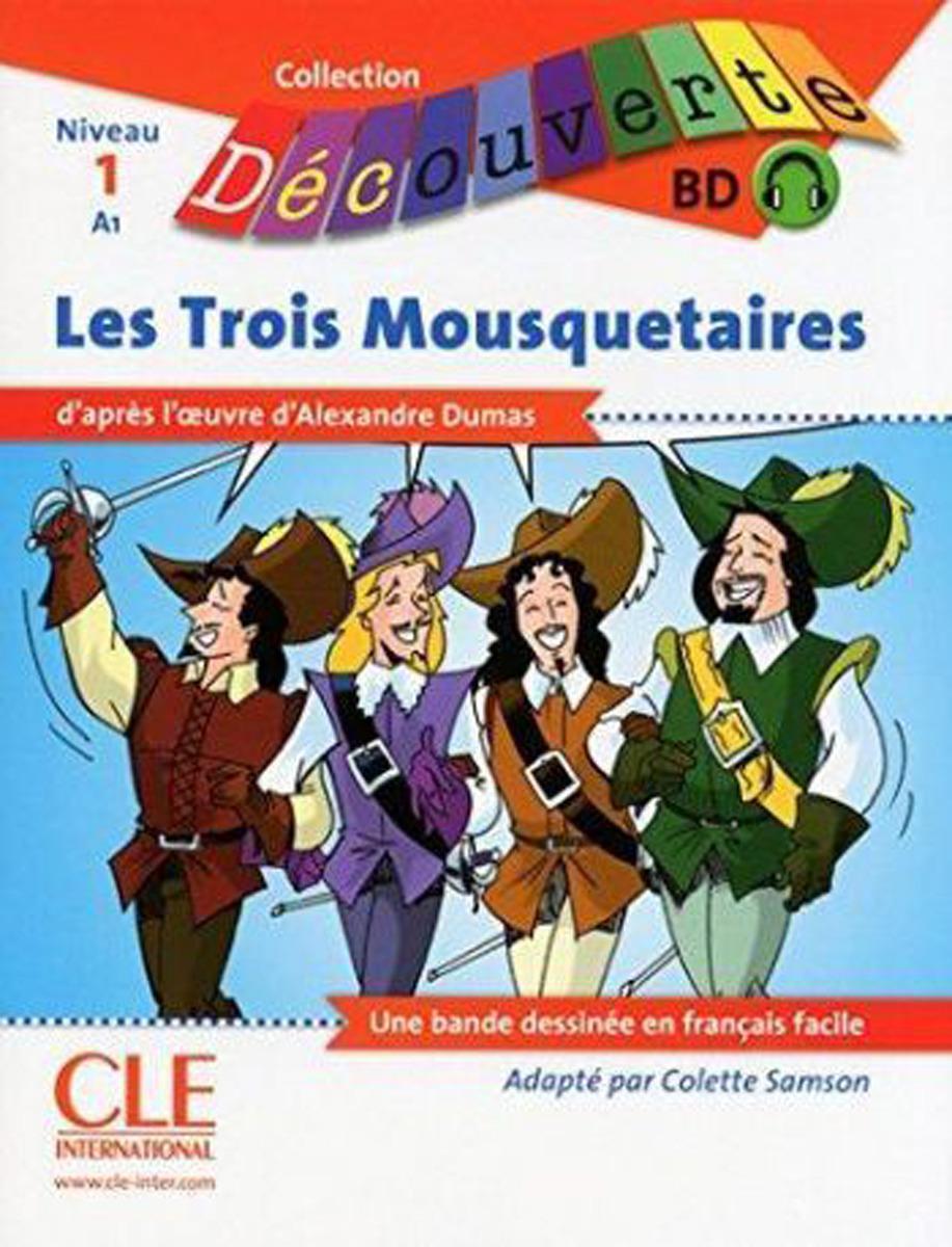 все цены на Les Trois Mousquetaires (+ CD) онлайн