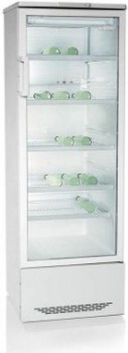 Холодильная витрина Бирюса Б-310, однокамерная, белый Бирюса