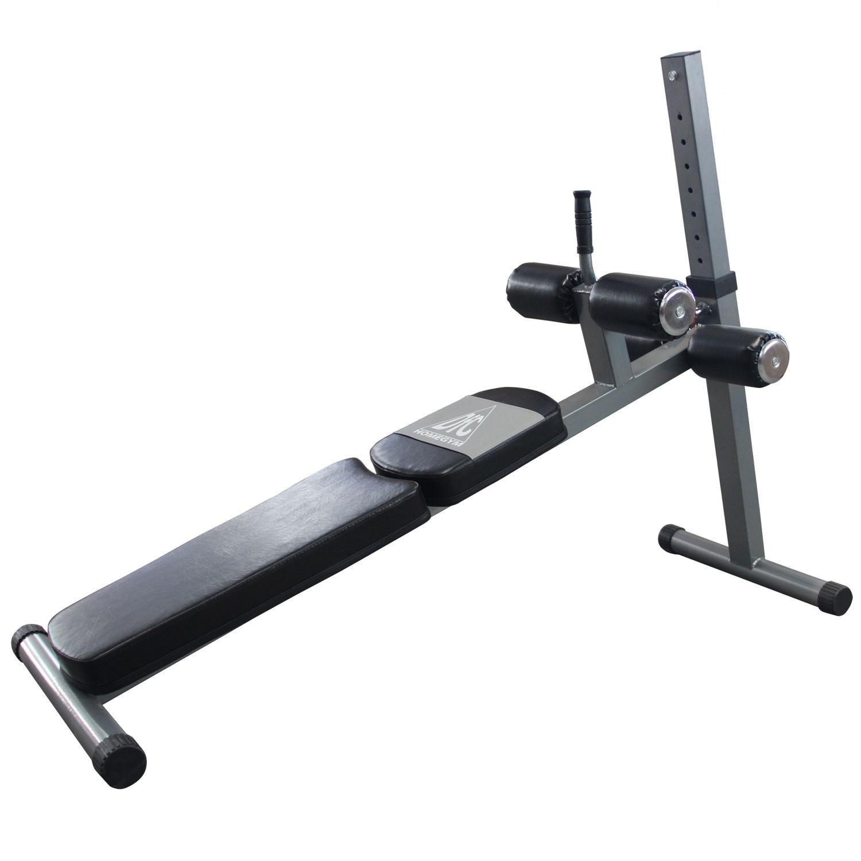 цена на Силовая скамья DFC SUB021, черный, серый