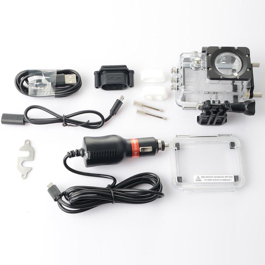 Мотоциклетный комплект SJCAM для экшн камер серий SJ5000