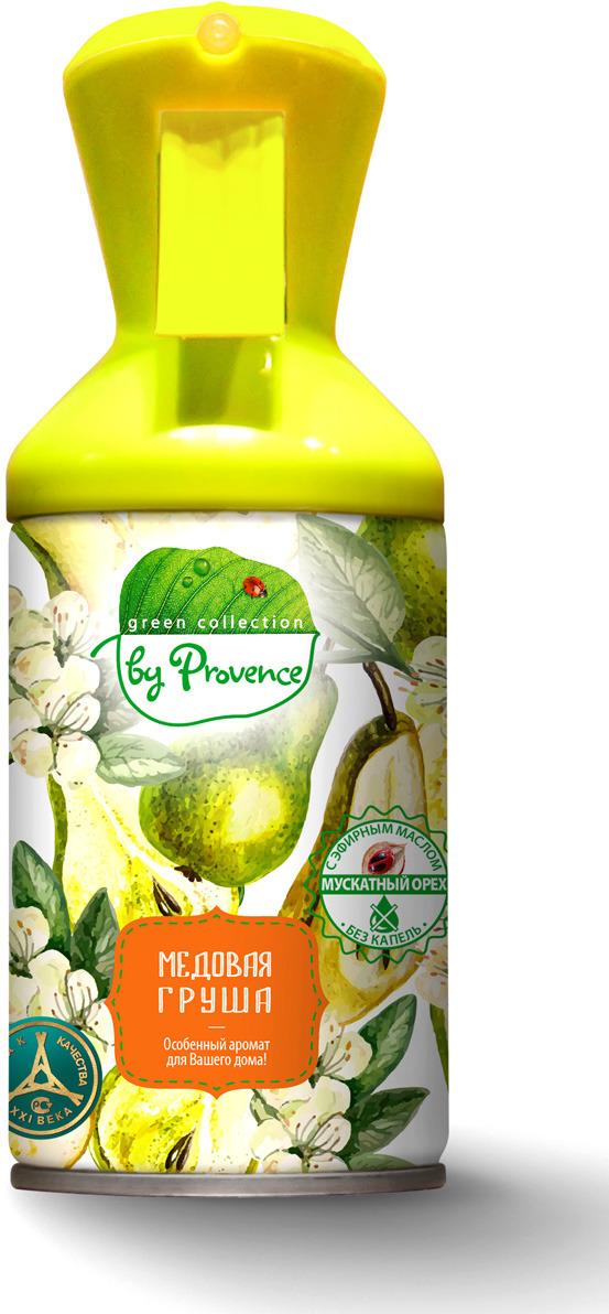 Освежитель воздуха Green Collection by Provence Медовая груша, 250 мл освежитель воздуха grass silver флакон 250 мл