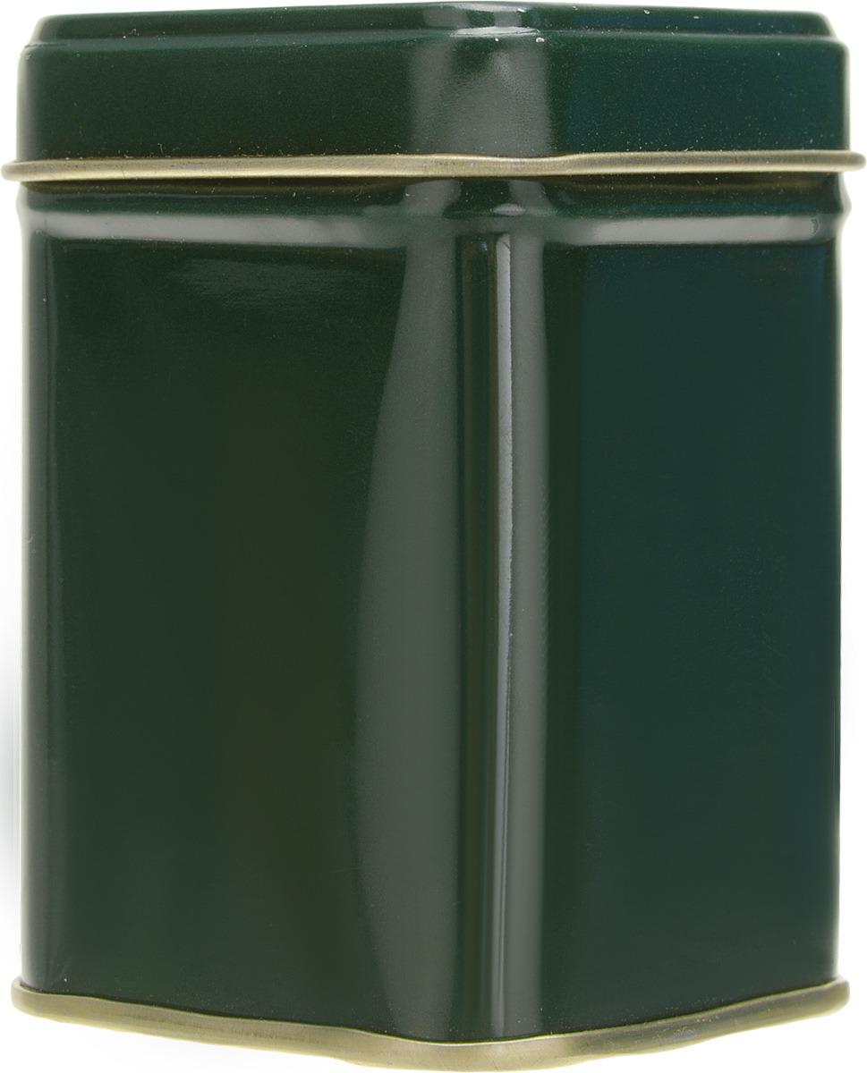 Банка для чая Gutenberg Коста, 70082, зеленый, 25 г банка для чая gutenberg коллаж 70024 разноцветный 150 г