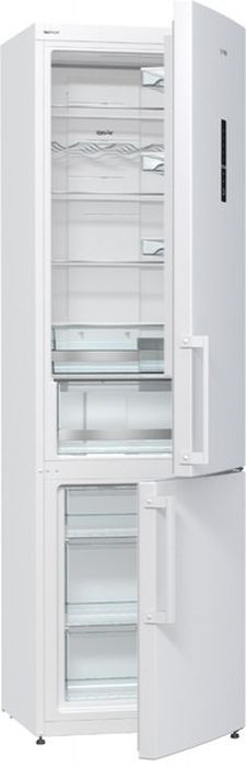 Холодильник Gorenje NRK6201MW, двухкамерный, белый Gorenje