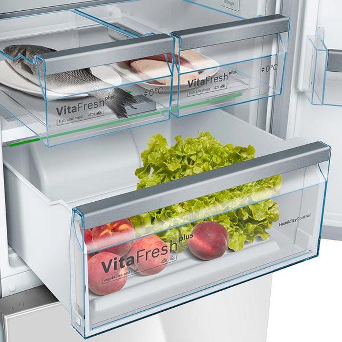 Холодильник Bosch KGN39LW31R, двухкамерный, белый Bosch