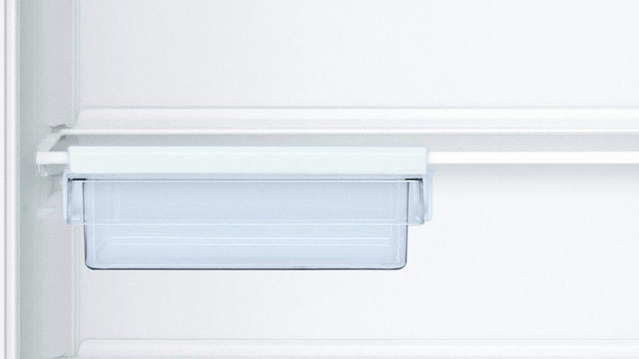 Холодильник Bosch KIV38V20RU, встраиваемый, двухкамерный, белый Bosch
