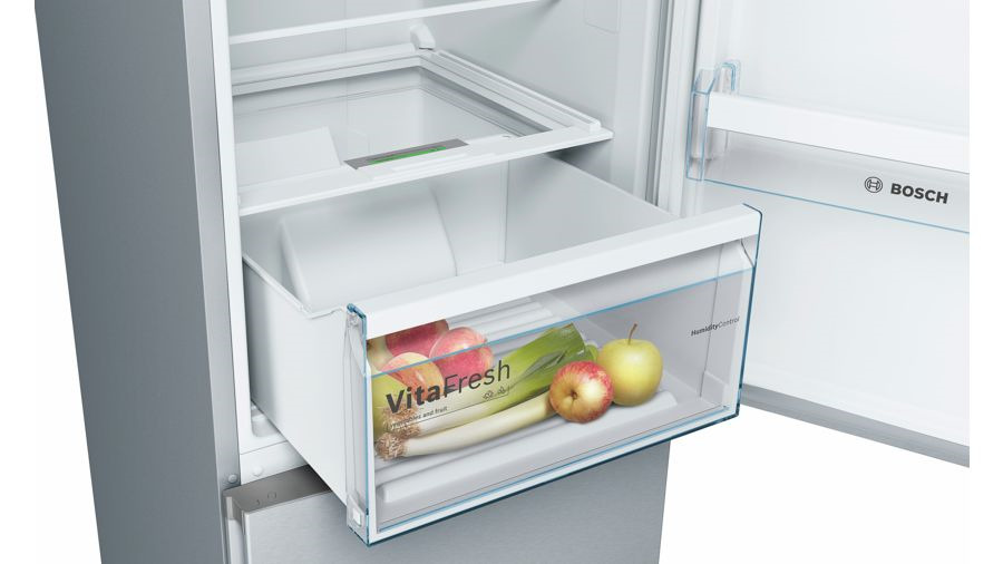 Холодильник Bosch KGN39VI21R, серебристый Bosch