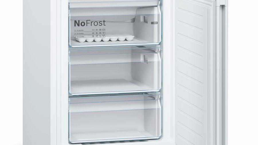 Холодильник Bosch KGN39VW22R, белый Bosch
