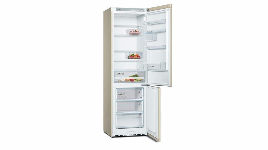 Холодильник Bosch KGV39XK22R, бежевый Bosch