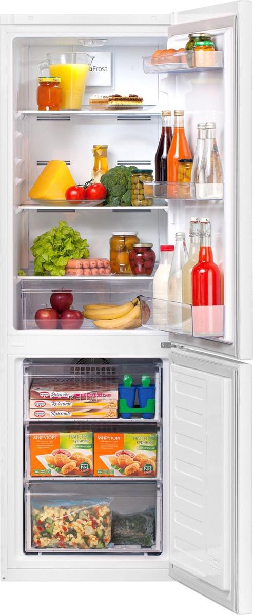 Холодильник Beko RCNK270K20W, белый Beko