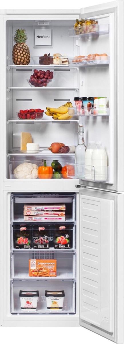 Холодильник Beko RCNK 335K00W, белый Beko
