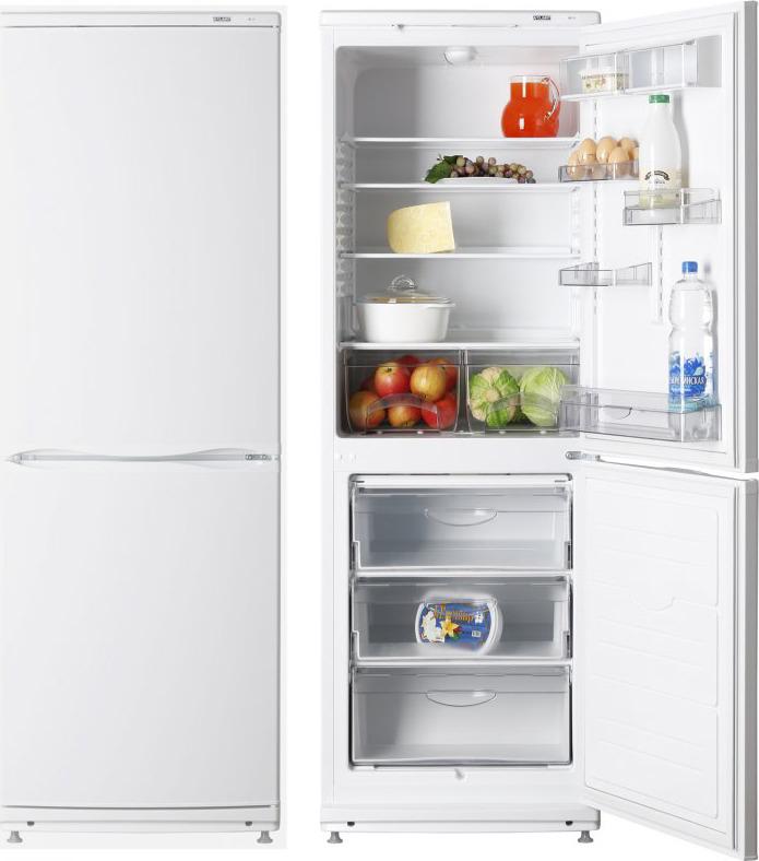 Двухкамерный холодильник ATLANT ХМ 4012-022 Atlant