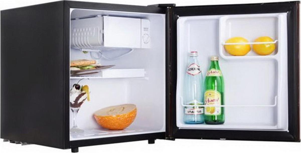 Холодильник Tesler RC-55, коричневый Tesler