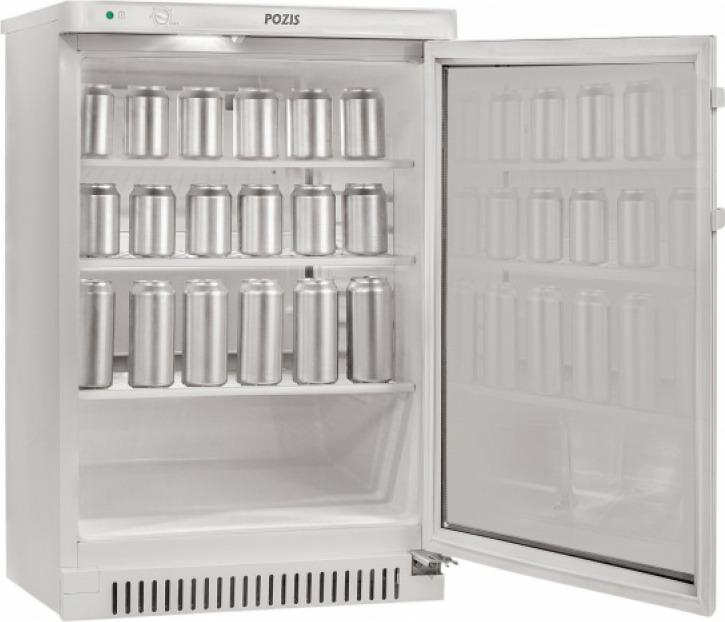 Холодильная витрина POZIS-Свияга-514, white Pozis