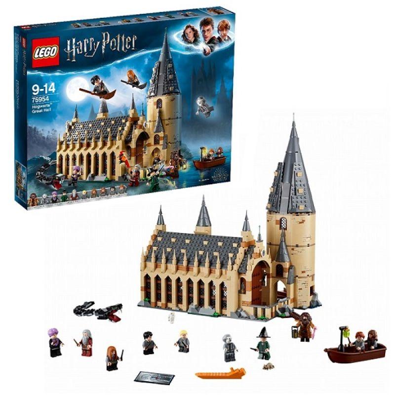 Пластиковый конструктор LEGO 75954