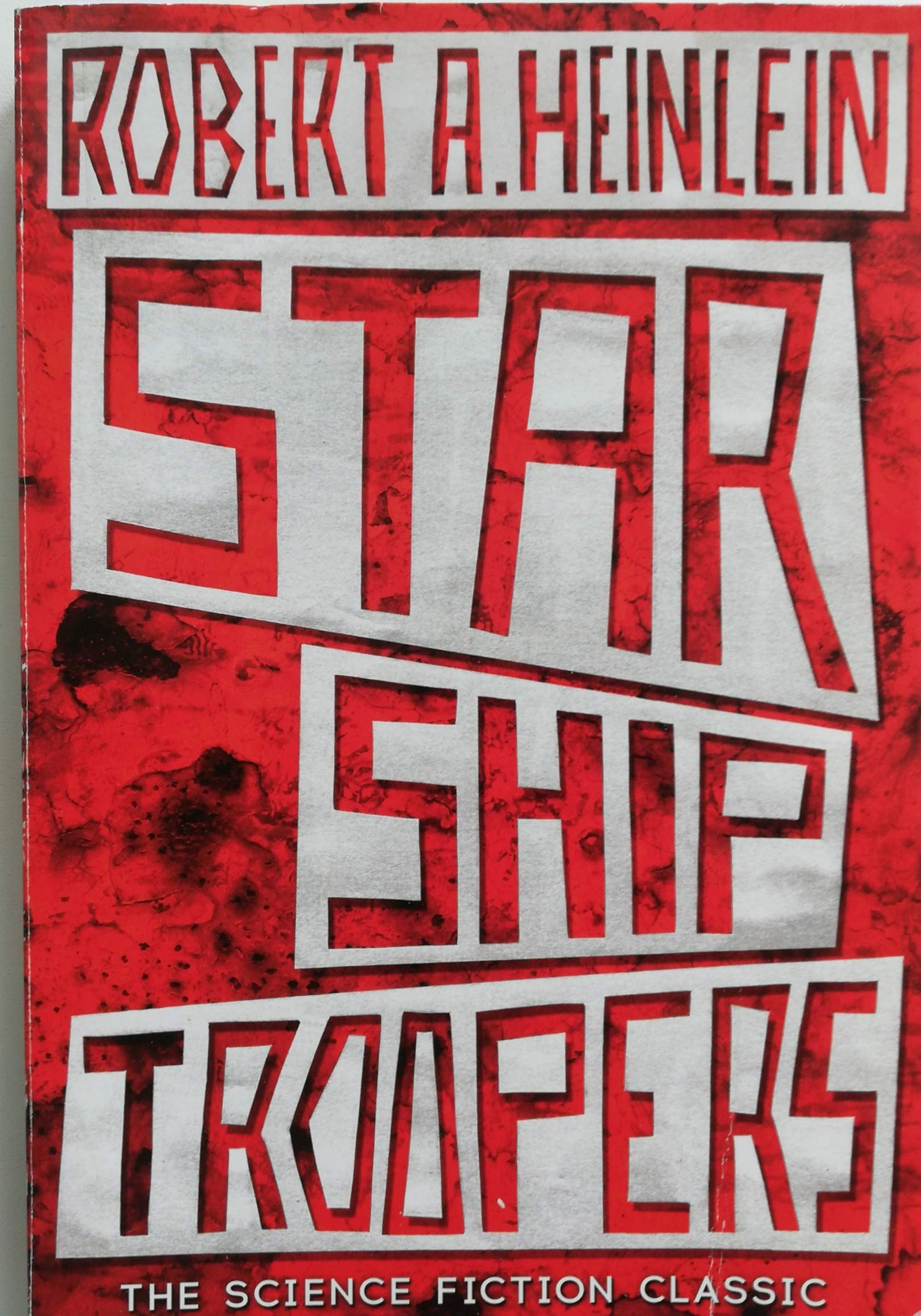 цена Heinlein Robert A. Starship Troopers онлайн в 2017 году