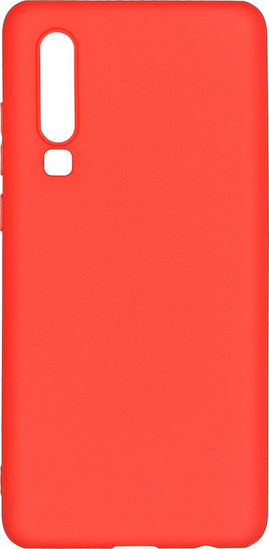 Чехол-накладка Pero для Huawei P30, красный аксессуар чехол для huawei p20 lite pero soft touch turquoise prstc p20lc