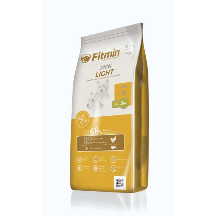 Fitmin dog Mini Light корм д/с мелких пород лайт 3кг