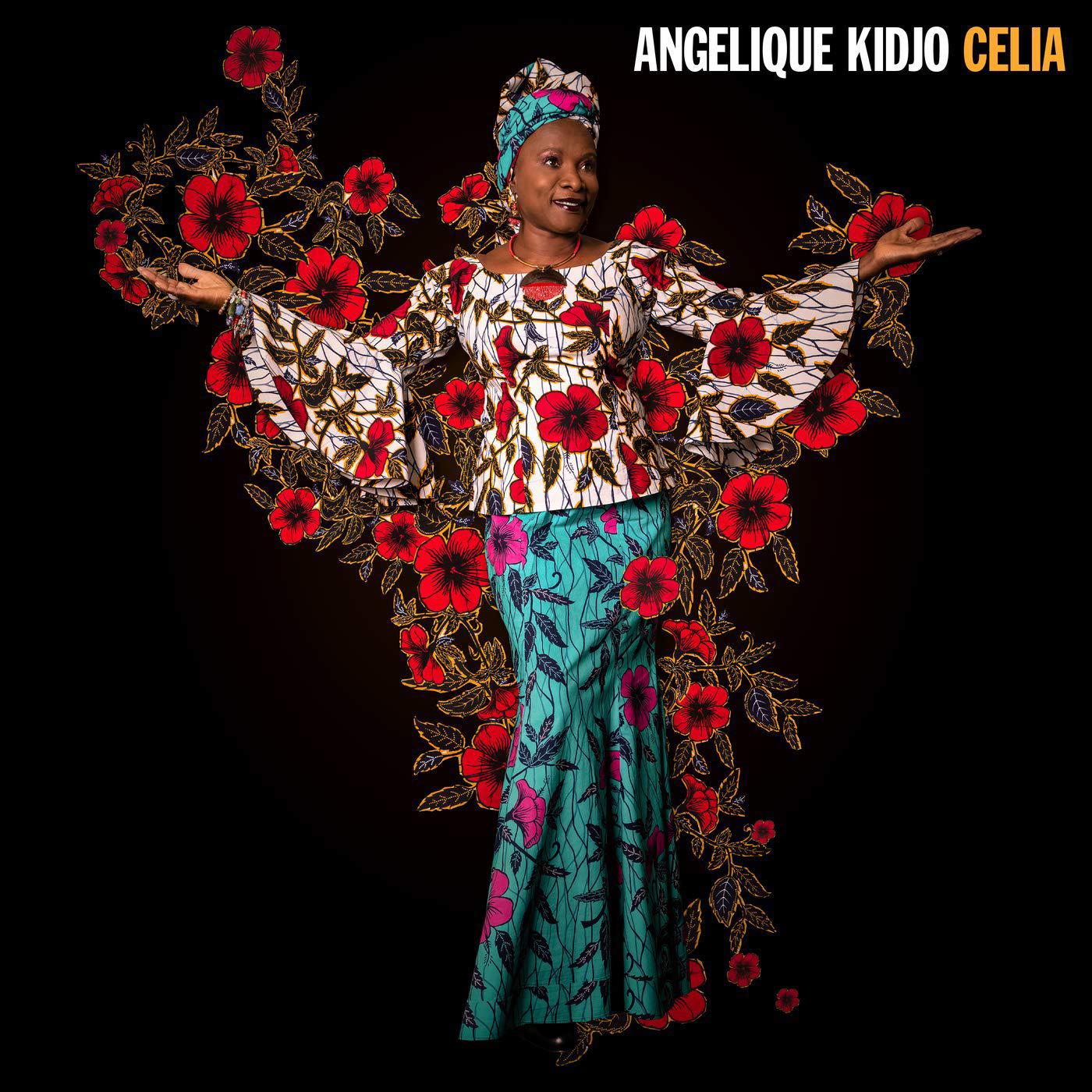 Angelique Kidjo. Celia lara parker angelique s descent