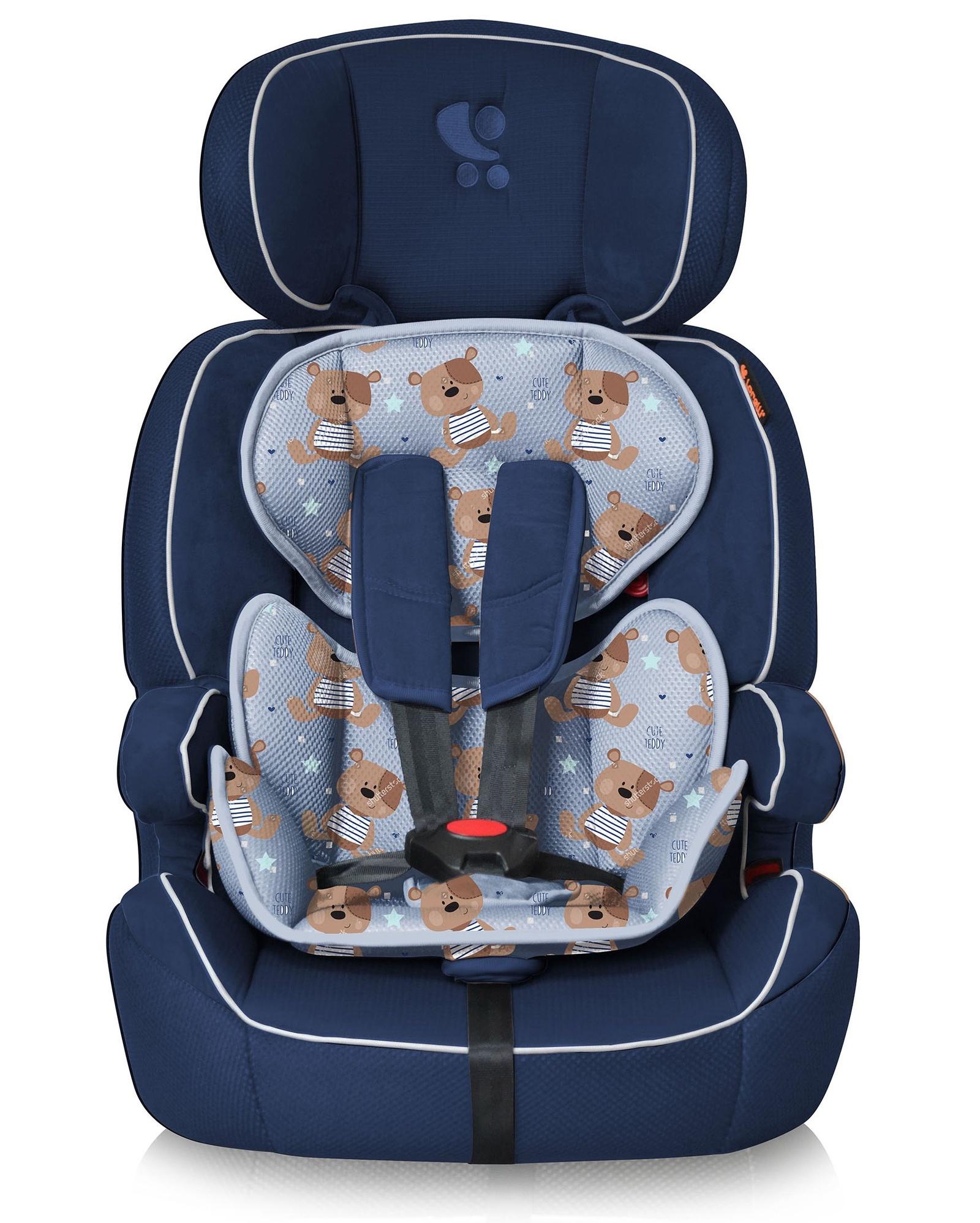Автокресло Lorelli Navigator Blue Cute Bears