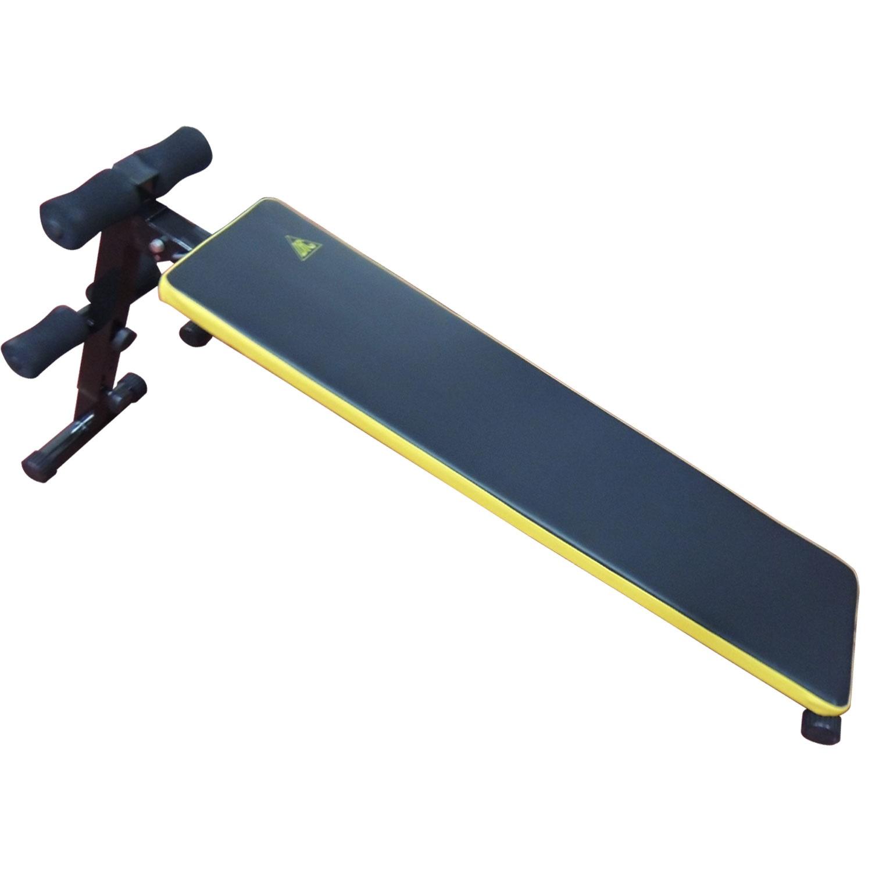 цена на Силовая скамья DFC SJ300, черный, желтый