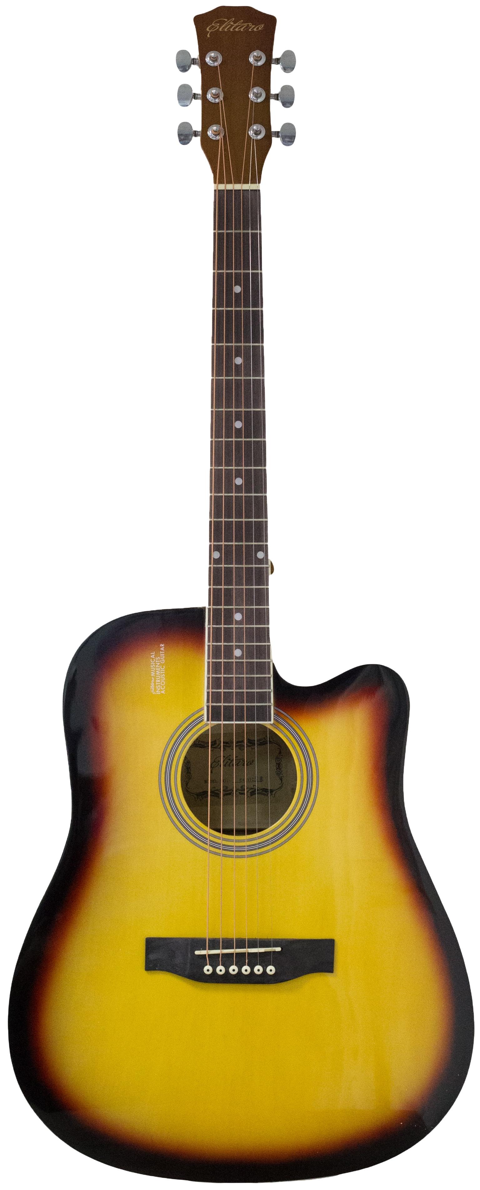 Elitaro-E4110C-Yellow-akusticheskaya-gitara-150945742