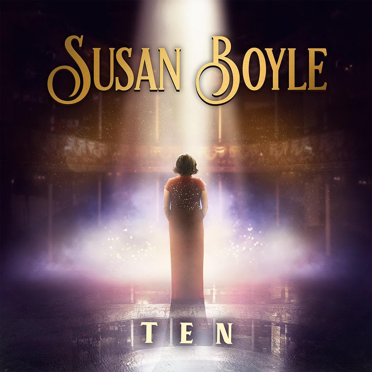 Susan Boyle. Ten