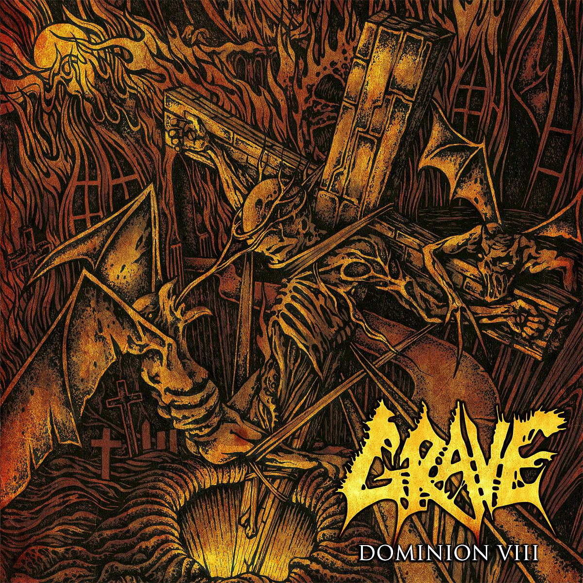 Grave Grave. Dominion VIII no dominion