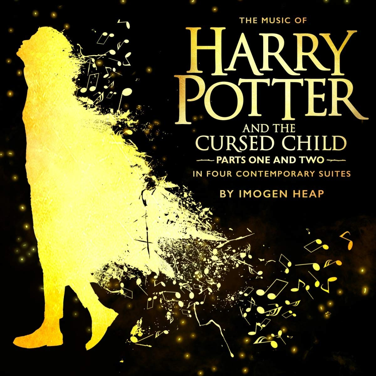 Imogen Heap. The Music Of Harry Potter And The Cursed Child - In Four Contemporary Suites (2 LP)