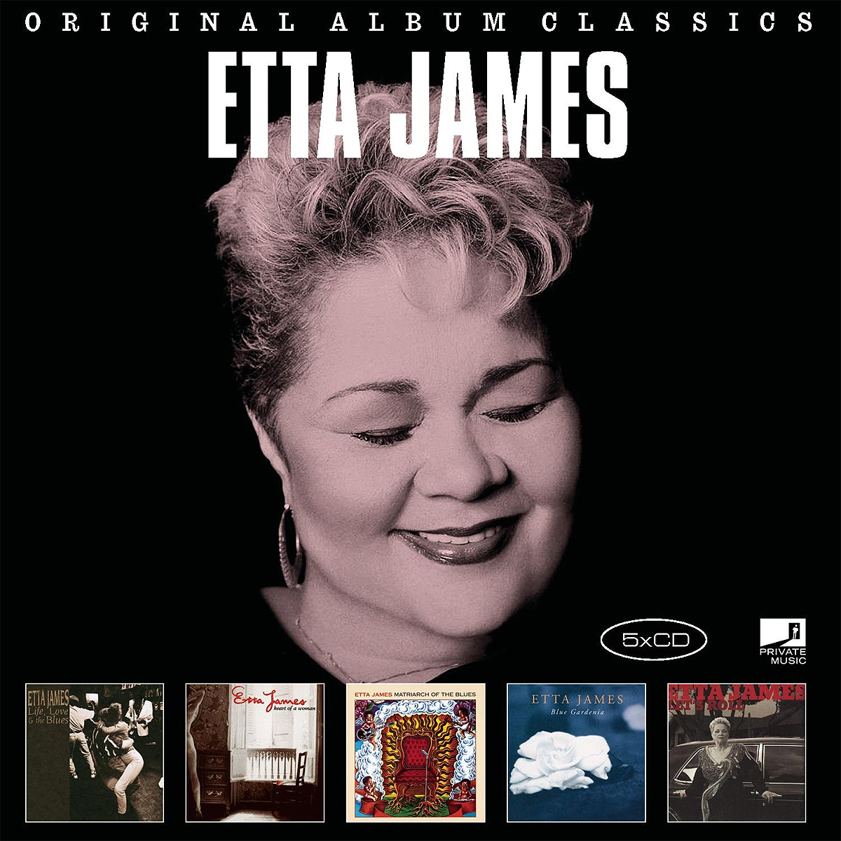 Этта Джеймс Etta James. Original Album Classics (5 CD) cathy glass will you love me the story of my adopted daughter lucy part 3 of 3