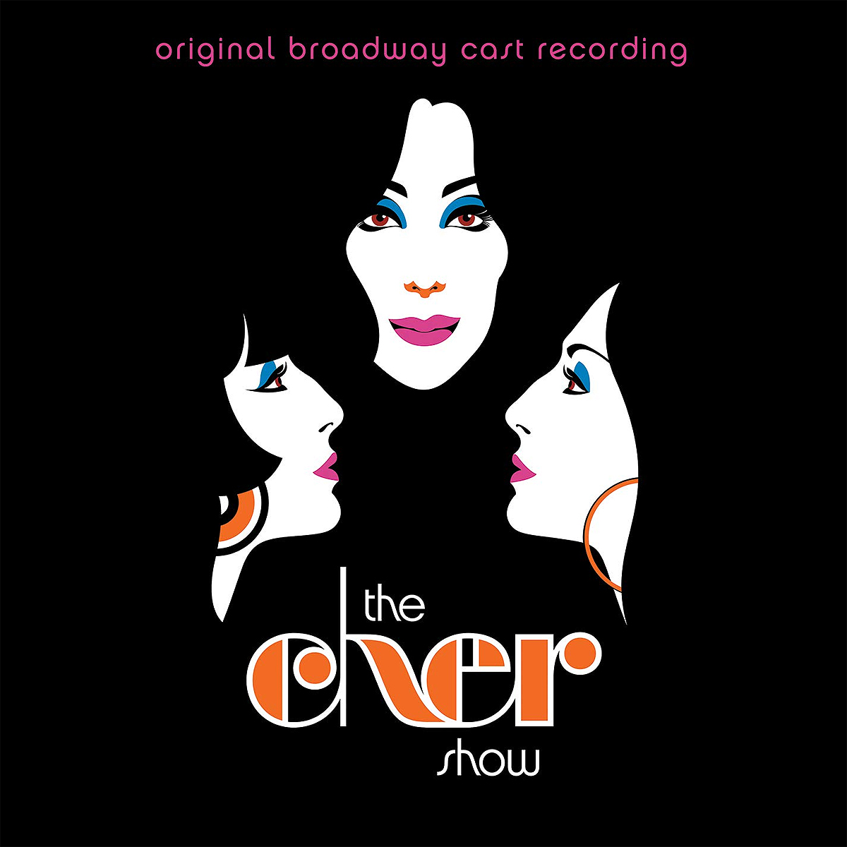 The Cher Show Ensemble,Stephanie J. Block,Teal Wicks,Micaela Diamond,Jarrod Spector,Michael Campayno,Matthew Hydzik The Cher Show (LP) stephanie diamond prezi for dummies