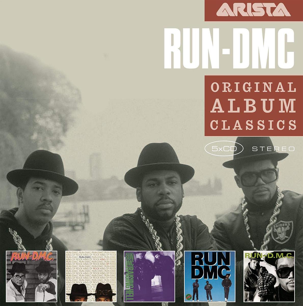 Run-DMC Run-DMC. Original Album Classics (5 CD) binful 6 7 9 9 7 soft tablet case cover for ipad mini 2 3 4 air 1 universal liner sleeve tablets zipper pouch bag