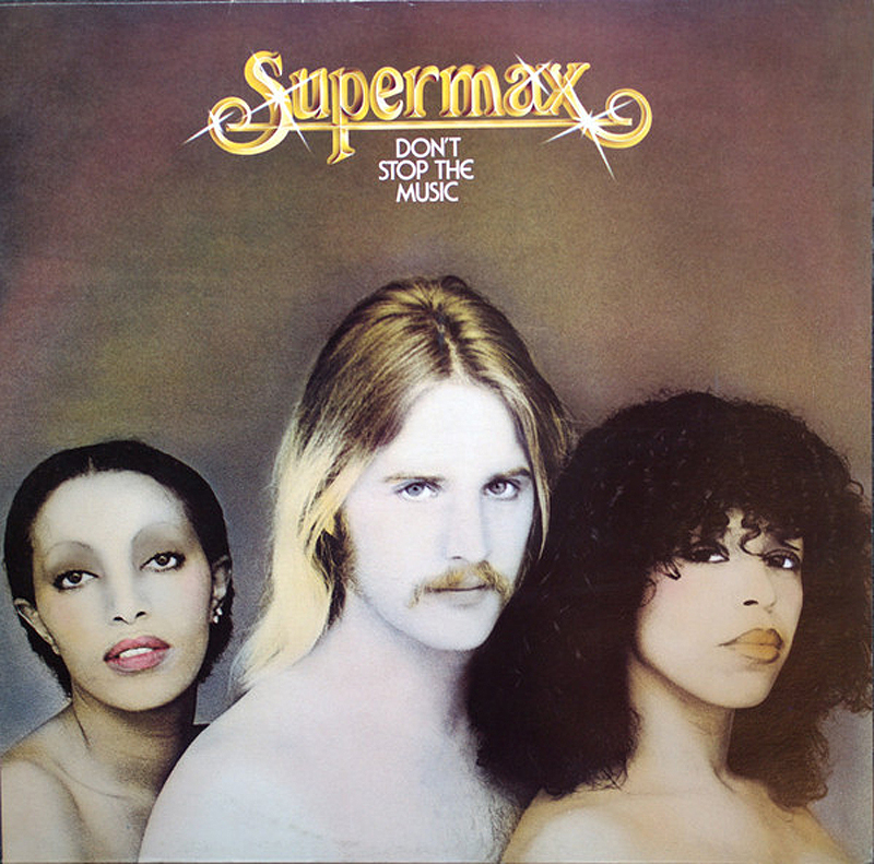 Supermax. Don't Stop The Music (LP)