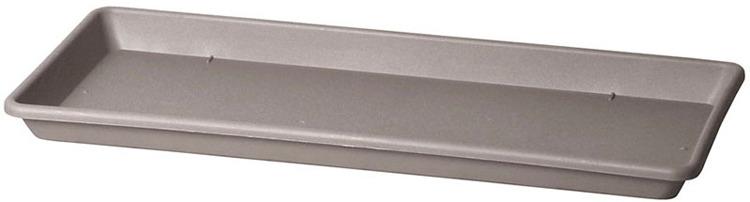 Поддон Teraplast Кассета, капучино, 32 х 75 х 3 см поддон для балконного ящика ingreen цвет белый длина 60 см