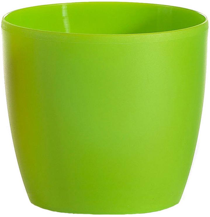 Кашпо Teraplast Грасс, зеленый, 18 х 18 х 16 см автохимия грасс минск