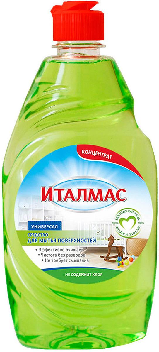 Универсальное чистящее средство Италмас, 1 л универсальное моющее средство для поверхностей 1л