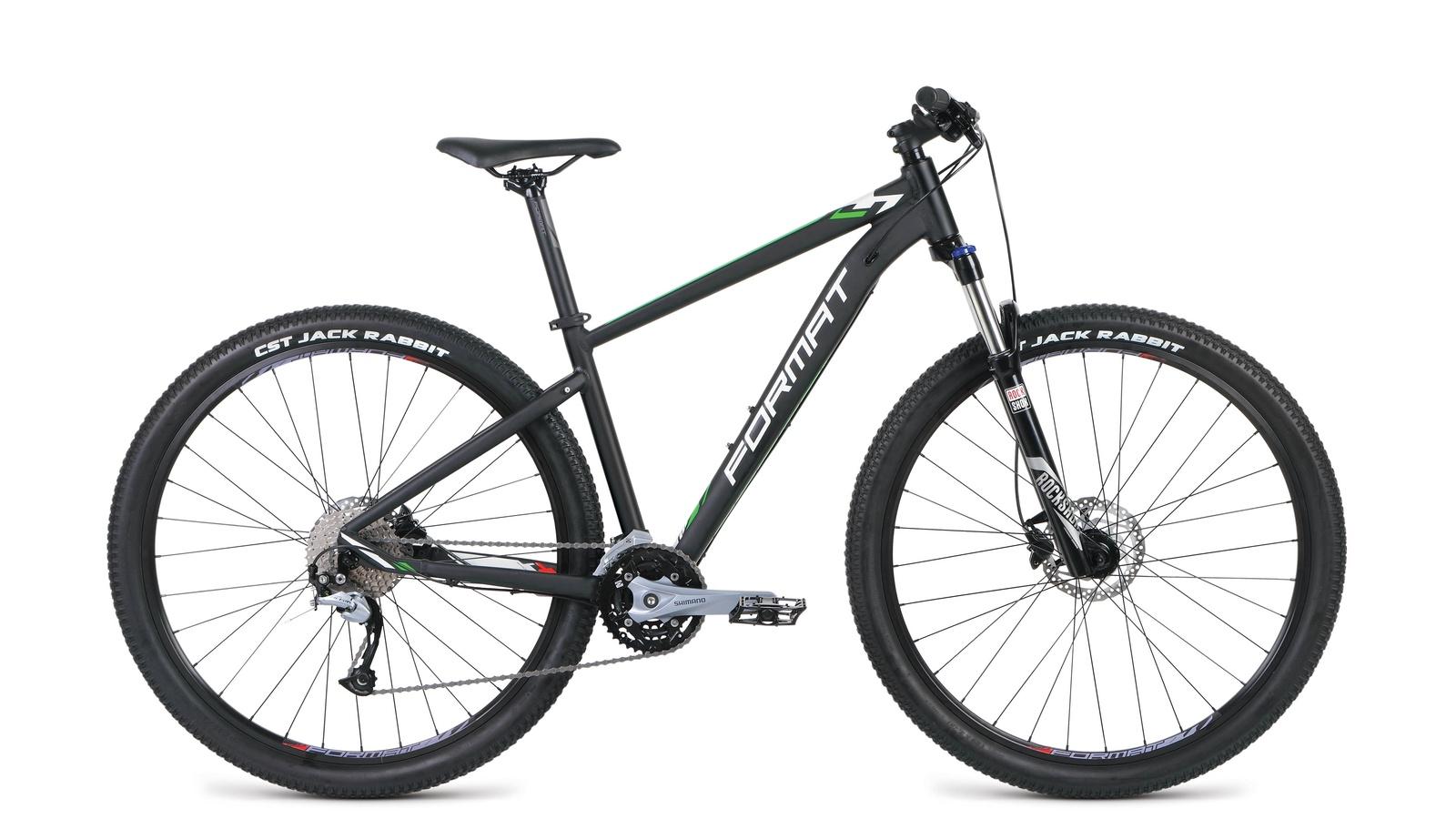 Велосипед Format RBKM9M69S004, черный велосипед format 1113 2014