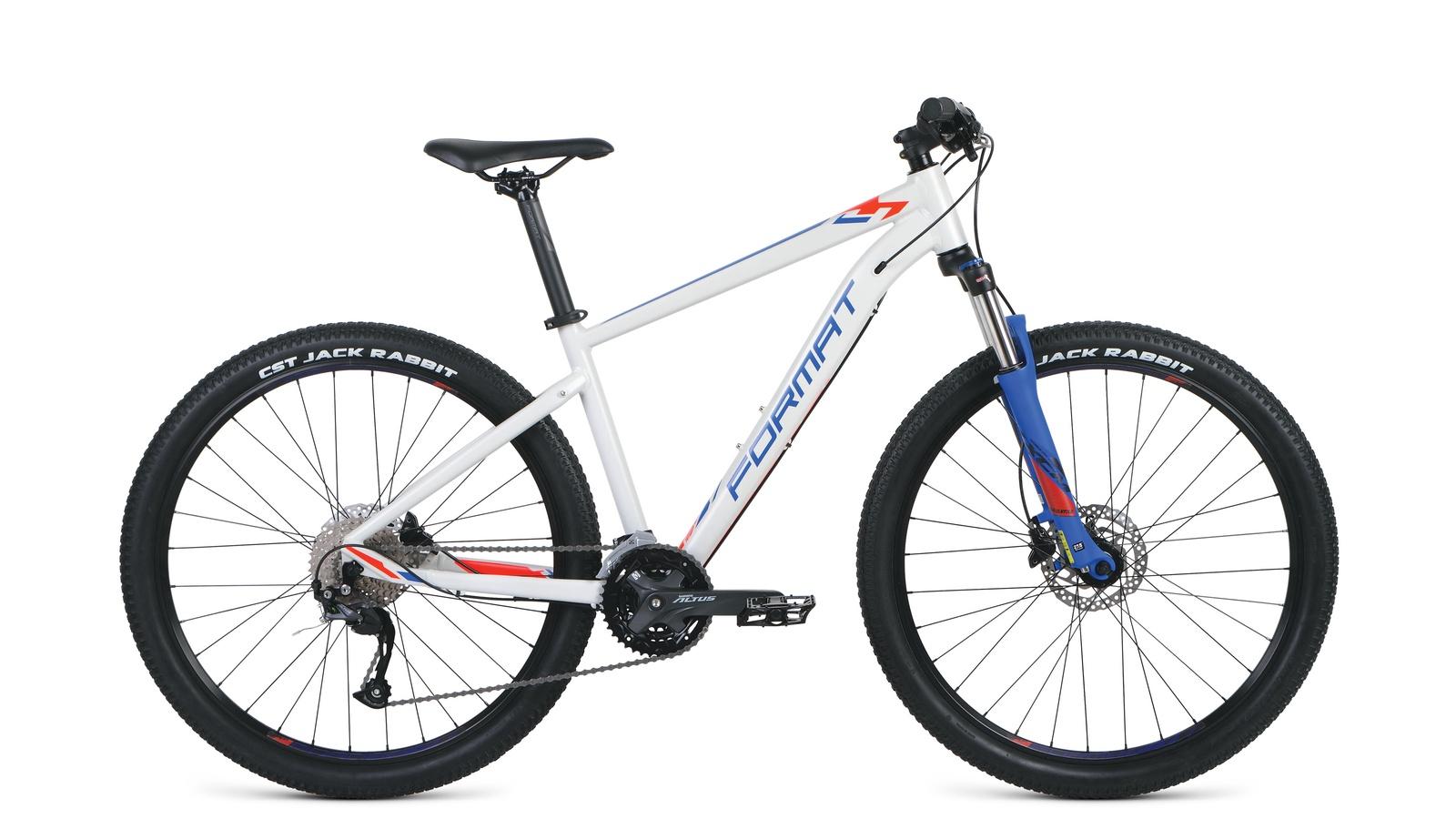 цена на Велосипед Format RBKM9M67S011, белый