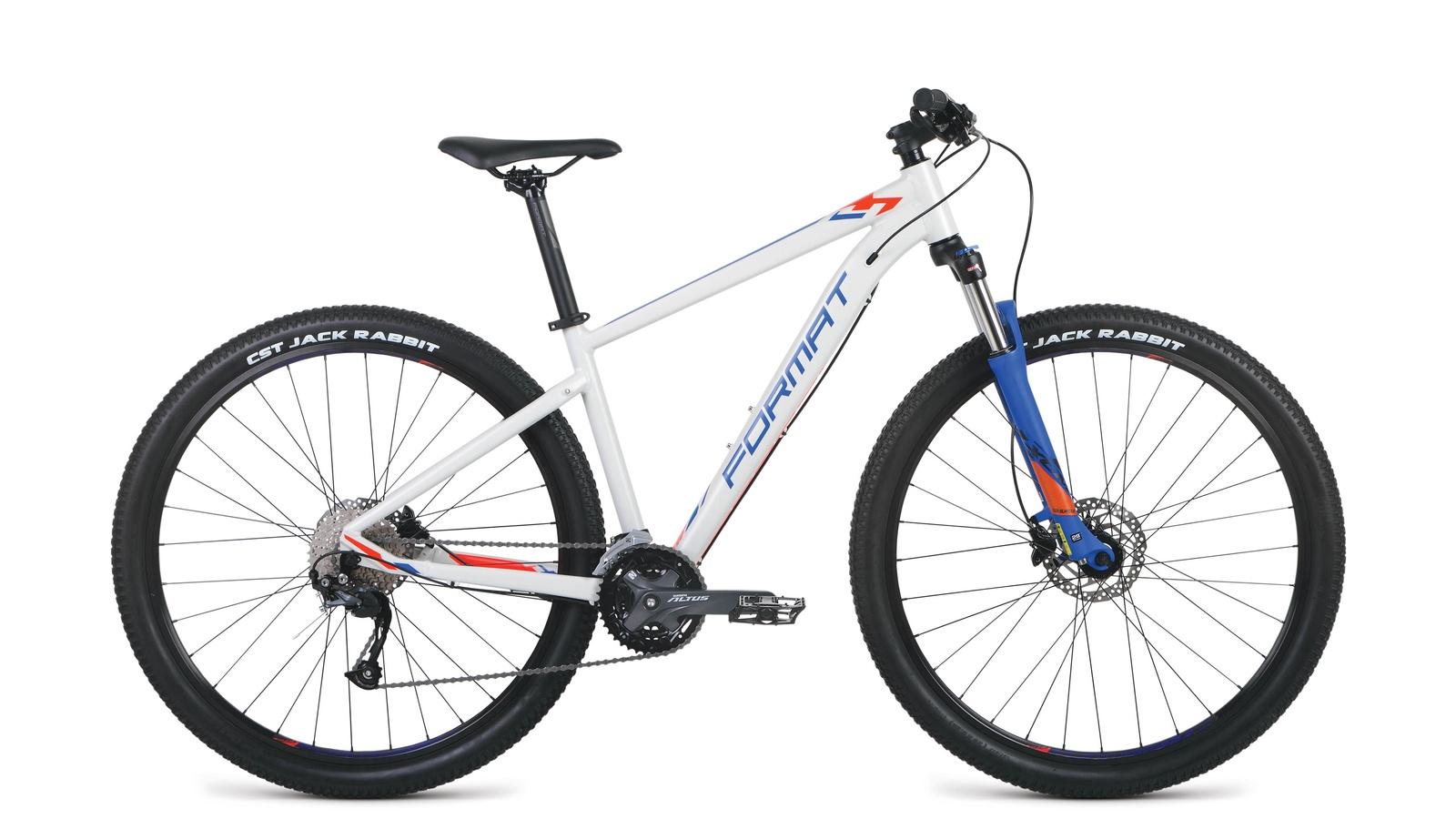 цена на Велосипед Format RBKM9M69S011, белый