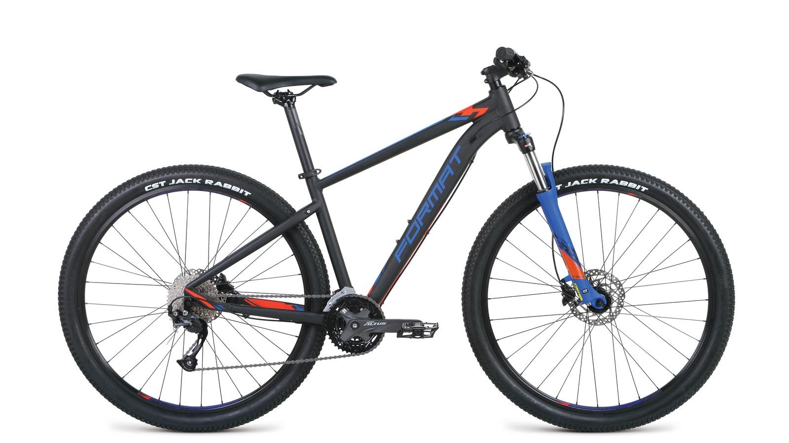 цена на Велосипед Format RBKM9M69S010, черный