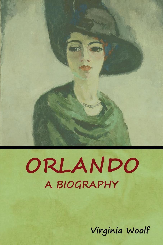 Virginia Woolf Orlando. A Biography a novel iron based bulk metallic glass