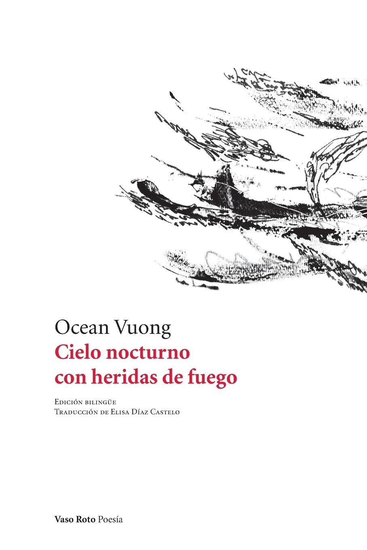 цена Ocean Vuong Cielo nocturno con heridas de fuego в интернет-магазинах