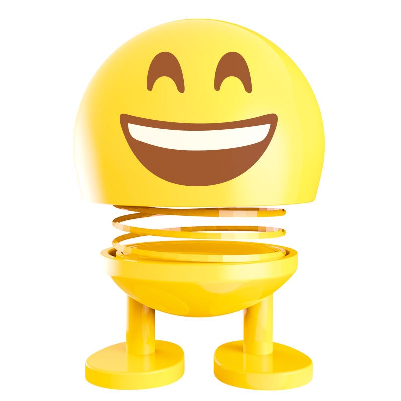Игрушка smiling face spring