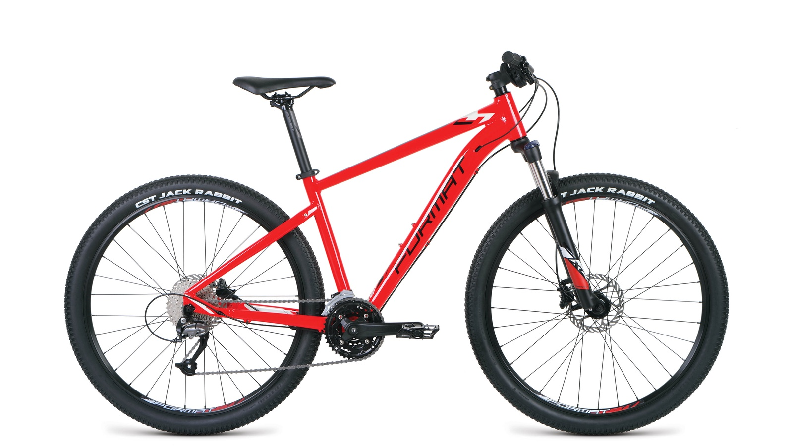 Велосипед Format RBKM9M67S017, красный велосипед format 1413 29 2017
