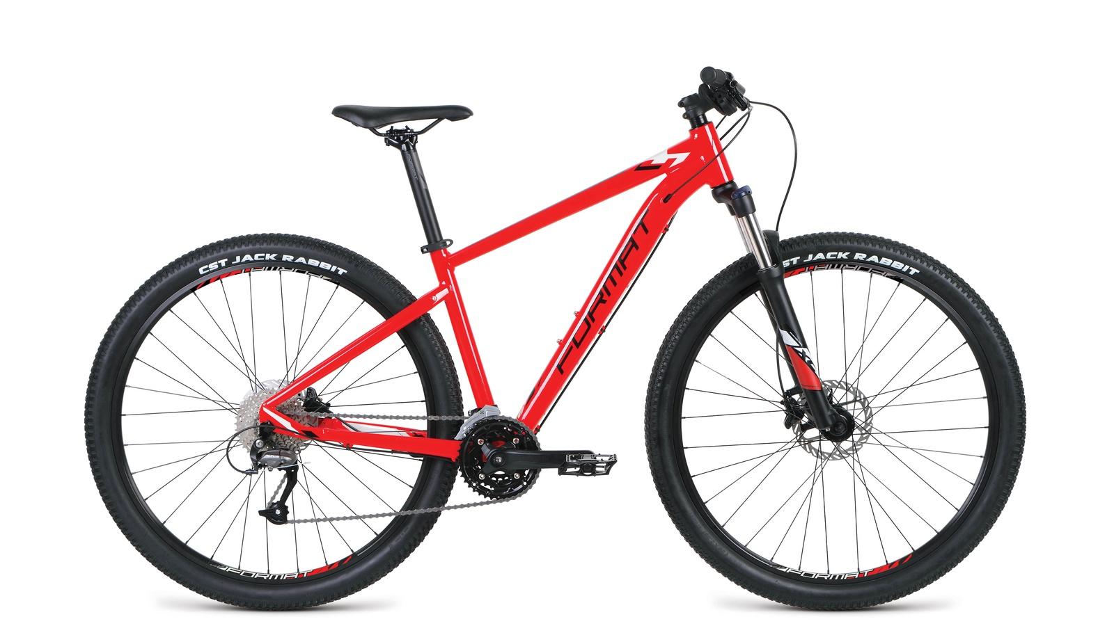 Велосипед Format RBKM9M69S017, красный велосипед format 1413 29 2017
