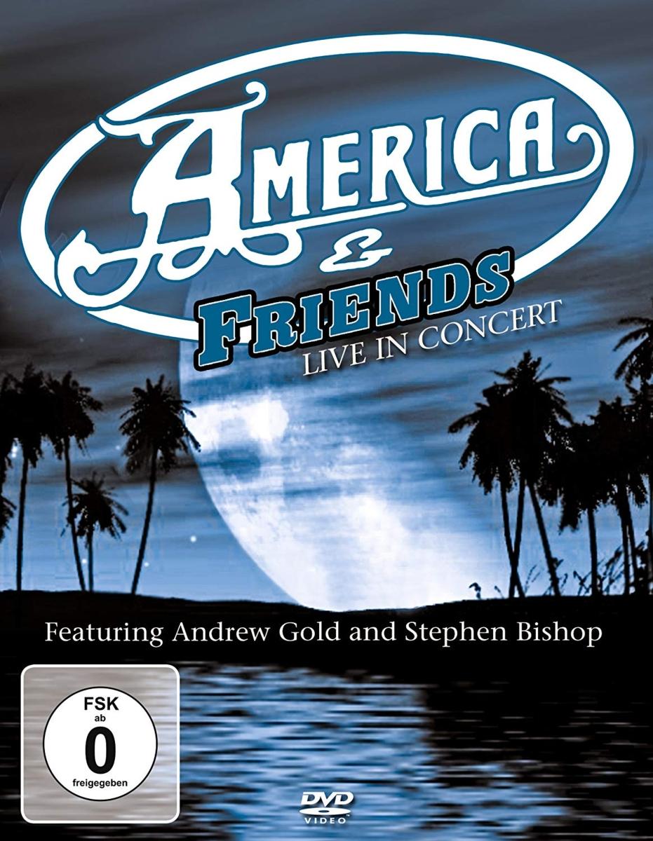 America & Friends: Live In Concert camel total pressure live in concert 1984