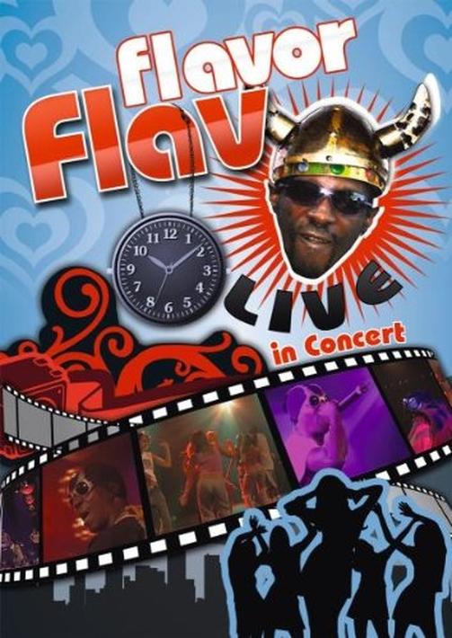 Flavor Flav: Live In Concert camel total pressure live in concert 1984