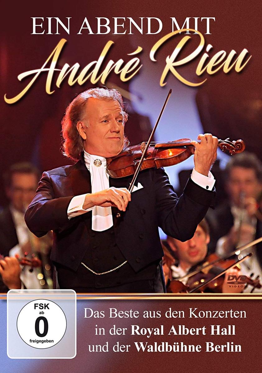 Andre Rieu: Ein Abend Mit Rieu (2 DVD)