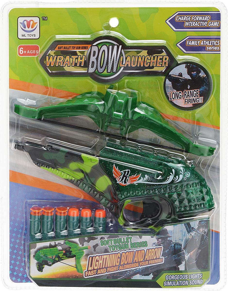 Игрушечное оружие Арбалет Торнадо, 2959350 игрушечное оружие s s toys арбалет со световыми эффектами