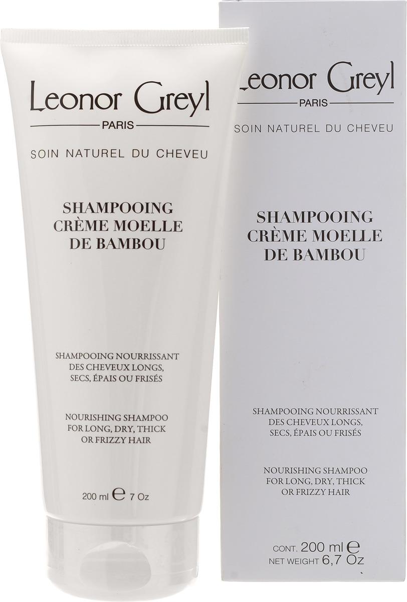Крем-шампунь для волос Leonor Greyl, с экстрактом бамбука, 200 мл leonor greyl восстанавливающий шампунь shampooing reviviscence 200 мл