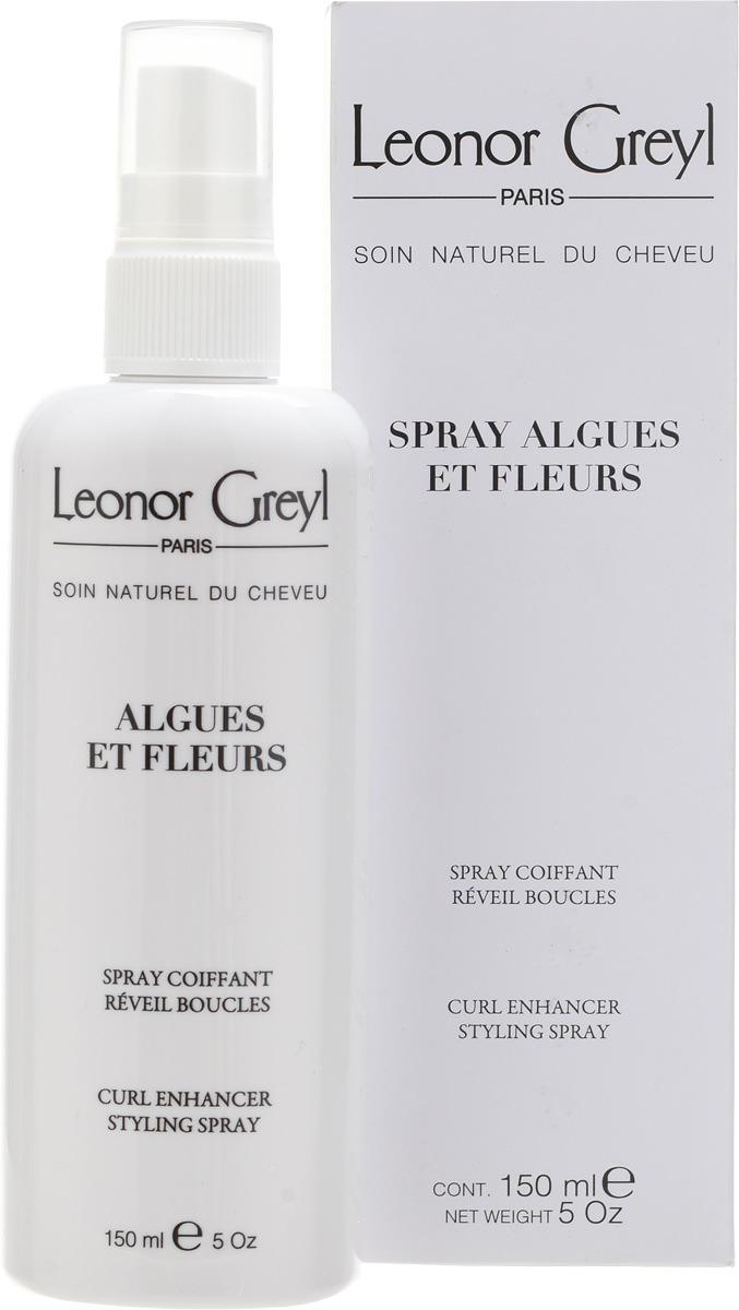 Спрей для укладки волос Leonor Greyl, с экстрактом водорослей и цветов, 150 мл leonor greyl восстанавливающий шампунь shampooing reviviscence 200 мл